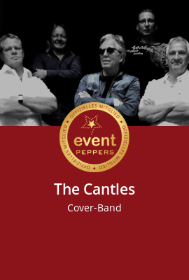 The Cantles: Band, Cover-Band