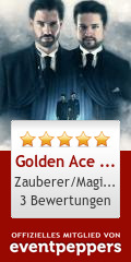 Golden Ace bei eventpeppers buchen