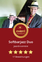 Softbarjazz Duo bei eventpeppers buchen