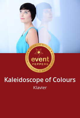 Kaleidoscope of Colours bei eventpeppers buchen