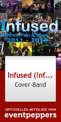 Infused, Cover-Band