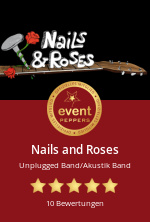 Künstler für Events: Nails and Roses