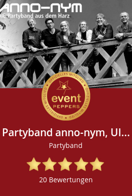 Partyband anno-nym: Band, Partyband