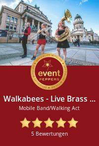 Walkabees - Mobile Band aus Berlin