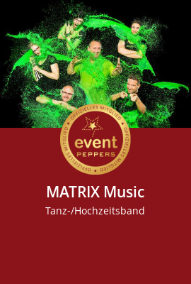 MATRIX Music bei eventpeppers buchen