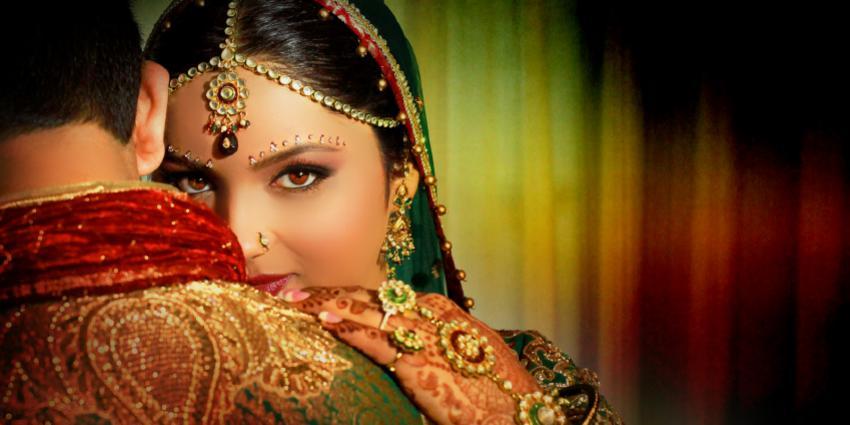 Orientalische Hochzeit