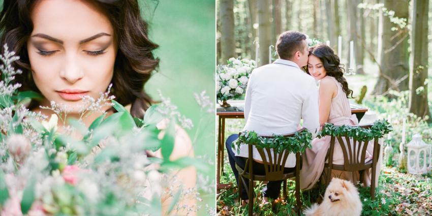 Hochzeitstrends 2017 Vintage DIY