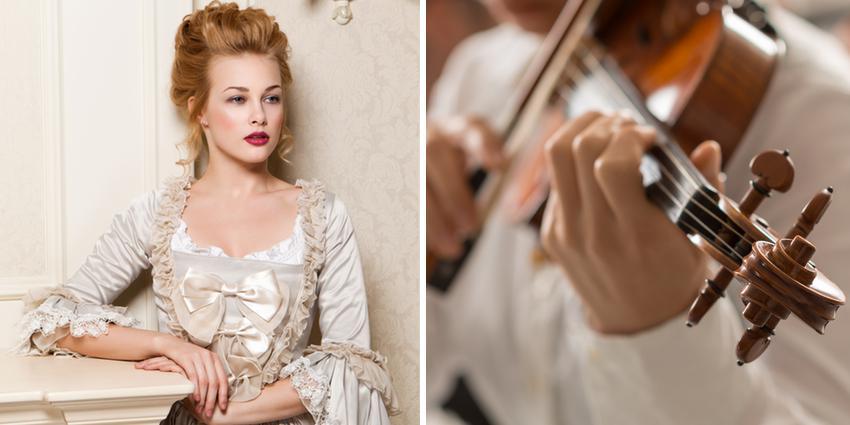 Hochzeitsmusik barock