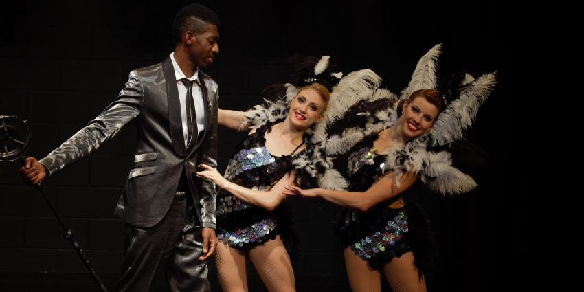 Interview mit dem Swingin' Foxes Show Ensemble