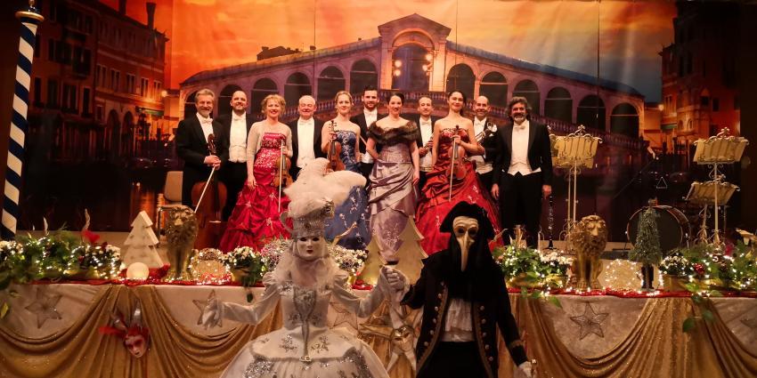 Künstler der Woche: Gruppe Venezio