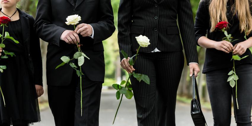 Trauerfeier planen: Abschied nehmen für immer