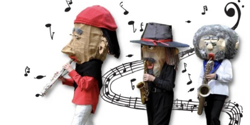Künstler der Woche: The Sax Puppets