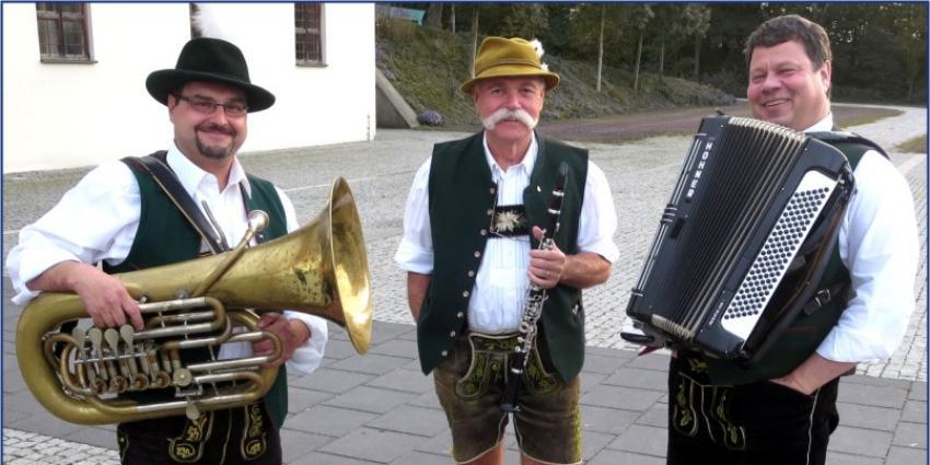 Künstler der Woche: Münchner Schmankerl Musik