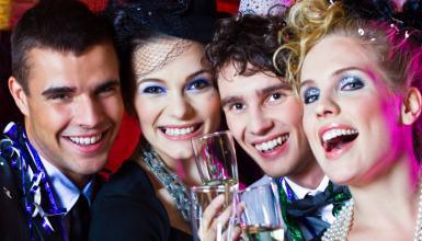 Karnevalsfeier zuhause – So wird Ihre private Feier ein Hit!