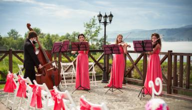 Klassische Hochzeitsmusik zur Trauung