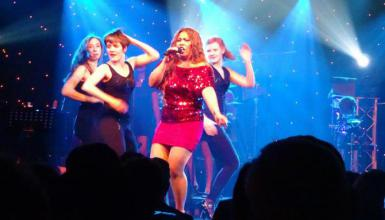 Interview mit Tina Turner Tribute Show
