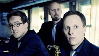 Interview mit Porterhouse Trio