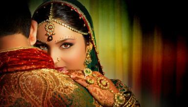 Orientalische Hochzeit: Träume aus 1001 Nacht