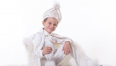 Sünnet-Fest: Kleiner Prinz, große Feier