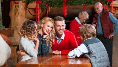Weihnachten im Hotel: Wohlfühlen fernab der Heimat