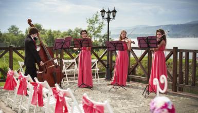 Ganz andere Töne: Fünf Fun Facts rund um Hochzeitsmusik