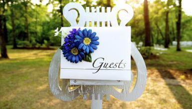 Das Hochzeits-Gästebuch mal anders