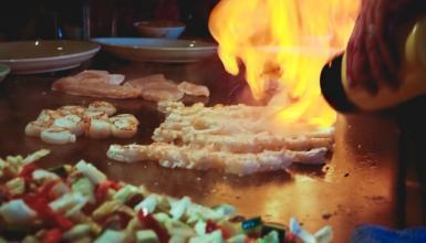 Show Cooking - Fantastisches Essen für alle Sinne