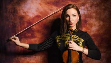 Interview mit Marta Violinist