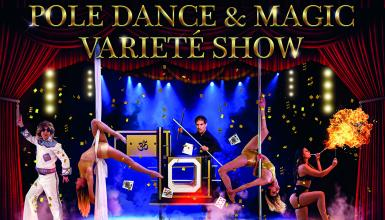 Interview mit der Pole Dance & Magic Varieté Show
