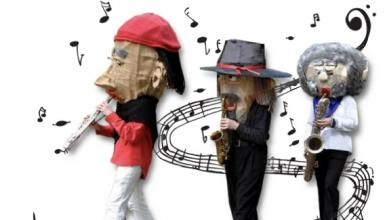 Interview mit The Sax Puppets