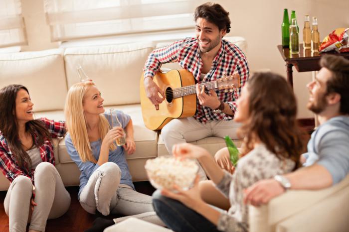 Ein eigenes wohnzimmerkonzert planen eventpeppers for Wohnzimmer konzert