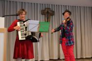 Musikcomedy: Violine & Akkordeon