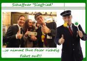 """Achtung: """"Willy Wichtig"""" - Ihr Lächeln im Visier! ;-)"""