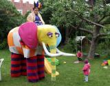 Aktionsbüro Delectatio - Clowns, Zauberer, Stelzenfiguren