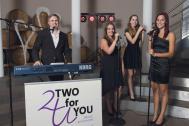 """""""Alleinunterhalter-Duo/-Trio"""" - """"TWO for YOU"""""""