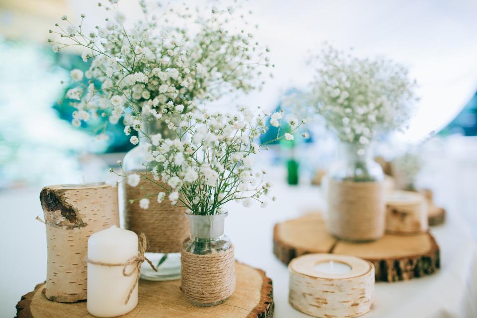 Hochzeitstrends 2017 eventpeppers for Selbstgemachte hochzeitsdeko