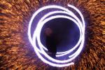 Feuerkünstler und Jongleur MAD-HIAS Feuershow