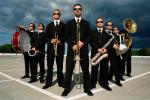 MEN IN BLECH - Blaskapelle, Mobile Band und Walkact