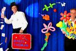 1 A Zauberer + Ballonkünstler MAGIC THOMAS Stuttgart Ludwigsburg + mehr