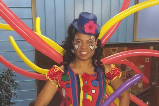 Clown Lucy