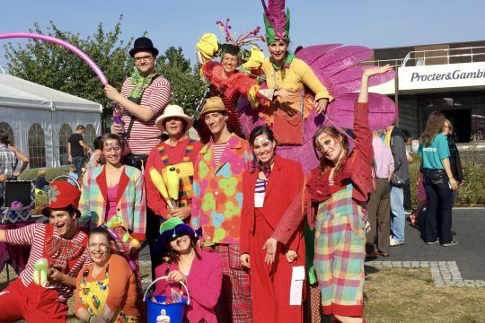 Clowncompany Kinderanimation