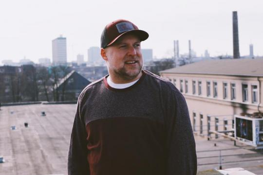 DJ Rene Frankenfeld