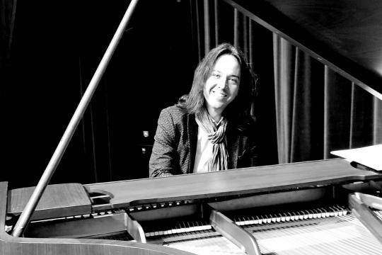 Pianist Marius Furche