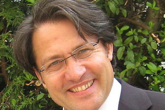 Alternative-Trauung: Christian G. Binder