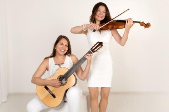 Viola & Guitar