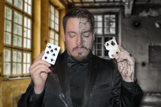 Zauberkünstler Steffen Nitsche