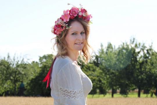 Freie Hochzeitsrednerin Felicitas Rohrer