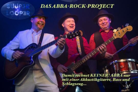NeuMann & SUUPER LOOPER - DAS ABBA ROCK PROJECT