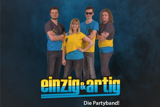 Einzig & Artig - die Partyband!