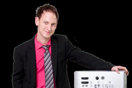 Alleinunterhalter- Entertainer & DJ - Jörg Reps